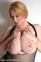 Sexy Samantha 38G from SexySamantha38g.com