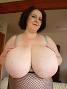 Sapphires big tits looking bigger than ever at BignBustyClub.com