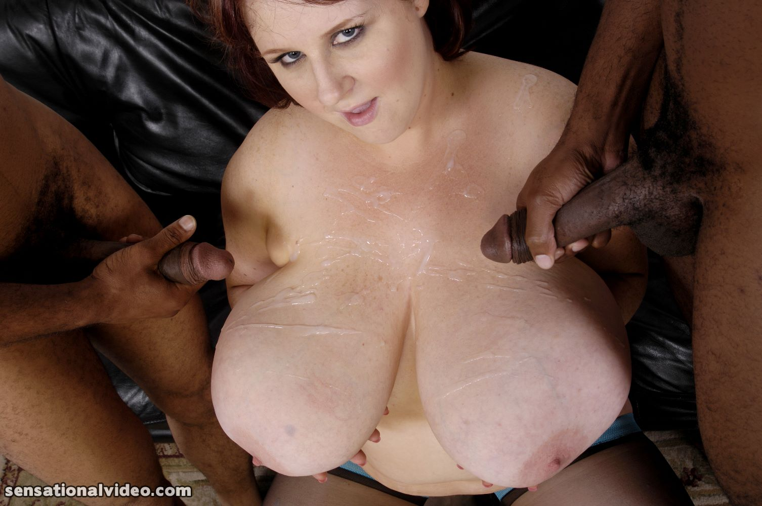 Bbw Cum Covered Tits - Free Porn Videos - YouPorn