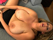 Michelle May masturbation big breasts videos from Scoreland.com