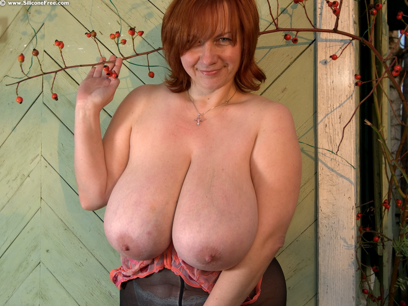 Free busty ginger