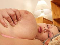 Terry Nova big tits sleepy wanking videos from BoobsAmateur.net