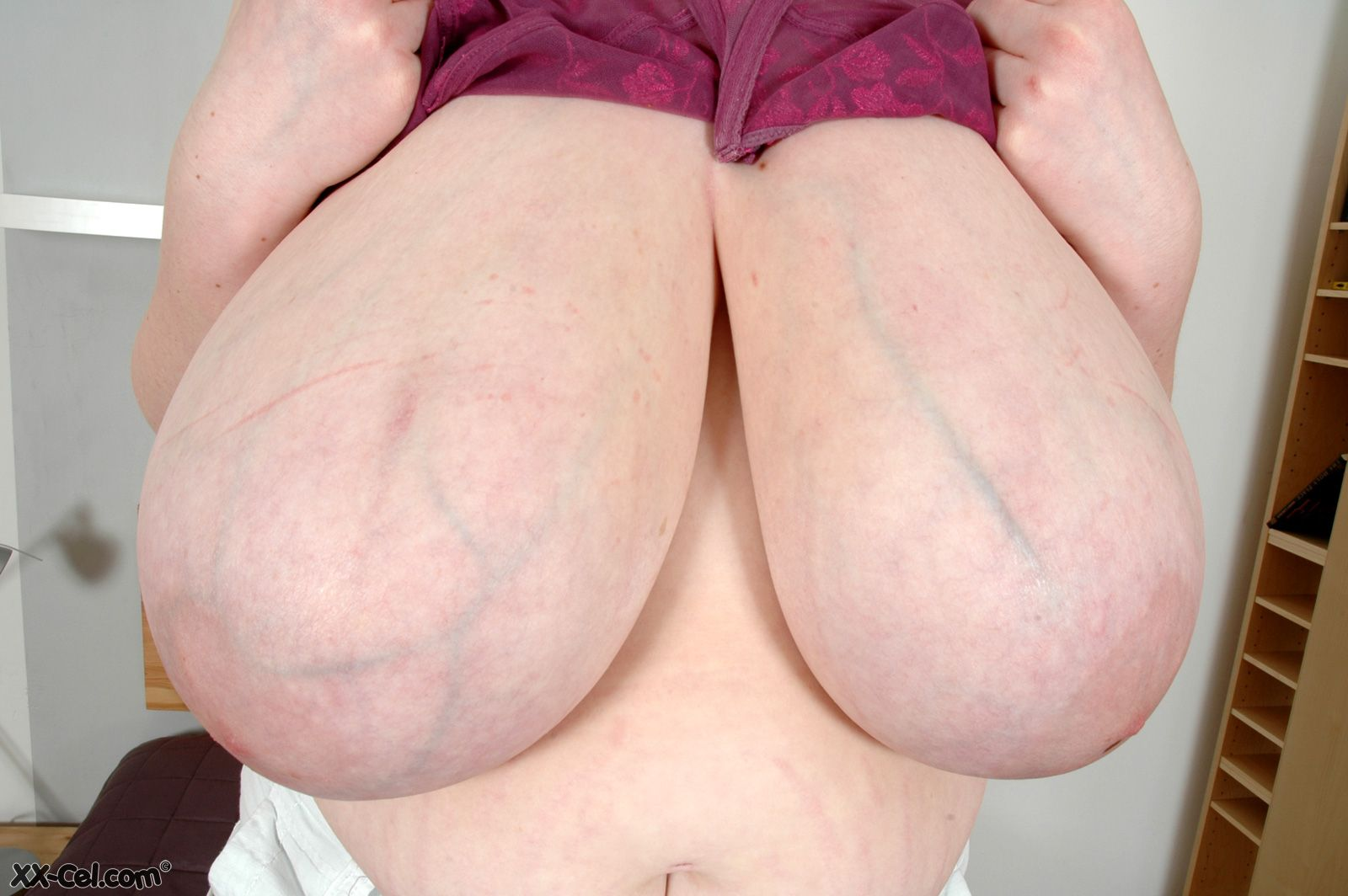 Massive Voluptuous Boobs - Venus Nudes & Veinous Boobs | My Boob Site