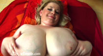 I-cup Boobs Jiggling on Venus in Videos from Divine Breasts
