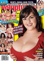 Score's Voluptuous Magazine