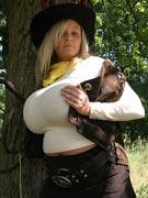 Wanessa Lilio from BoobsGarden.com